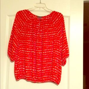 Vince Camuto blouse. Worn ONCE!
